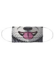 Th 2 siberian husky cartoon face Cloth face mask aos-face-mask-coverlet-lifestyle-front-01