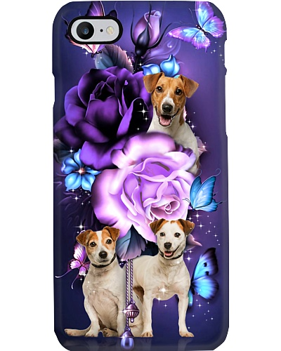 Jack russell terrier magical phone case