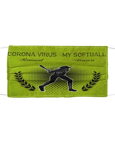 SHN Corona ruined Softball season Face mask