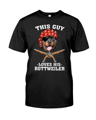TT 10 Rottweiler Loves Friends