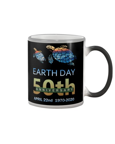 SHN Earth day 50th Anniversary Turtle