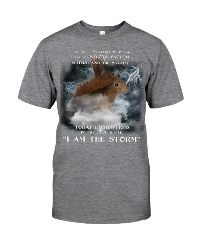 Squirrel Is Storm