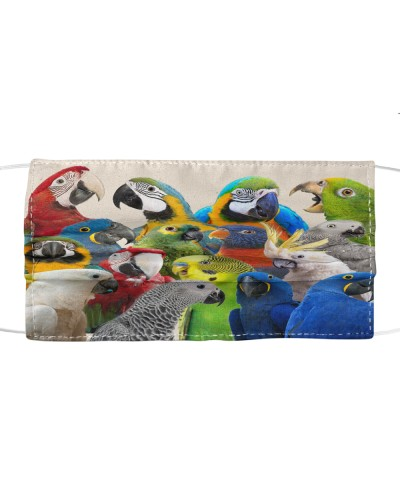 Many Love Parrot