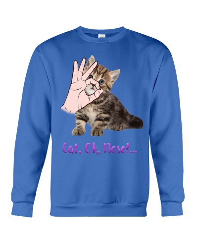 Cat Ok Nose Shirt