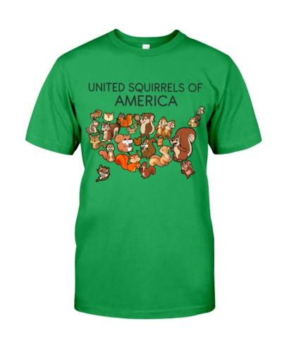 United Squirrels Of America
