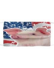 dt 7 pig flagusa 30420 Cloth face mask front