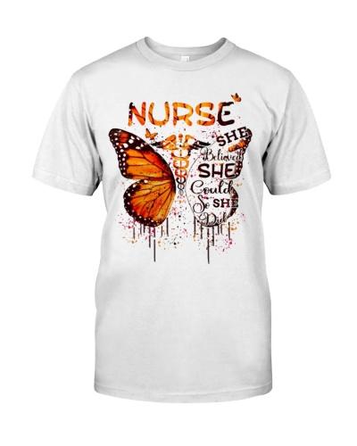 Nurse Butterfly