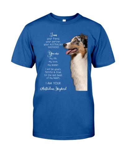 Im Your Friend Your Partner Yr Australian Shepherd