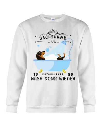 Dachshund  wash your wiener shirt