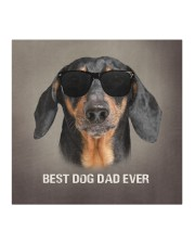 Dachshund Best Dog Dad Ever Cloth face mask aos-face-mask-coverlet-lifestyle-front-02