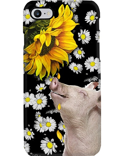 Pig flowers fall case