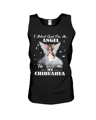 GOd sent me my chihuahuia