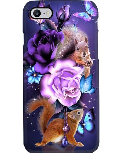 Squirrel magical phone case