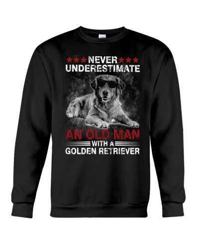 Golden Retriever Never Underestimate