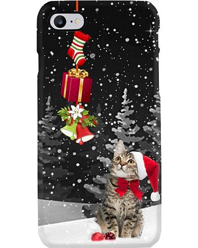 Cat Christmas strip