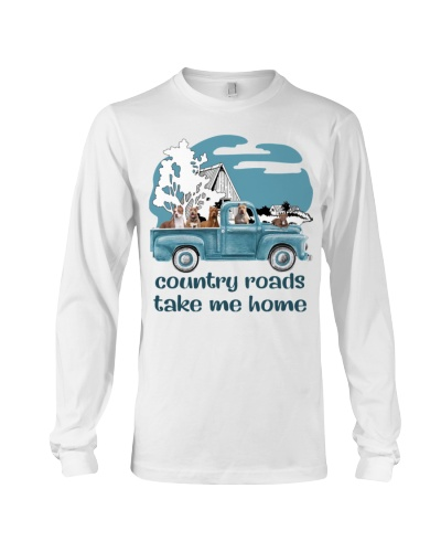Country Road Pitbull