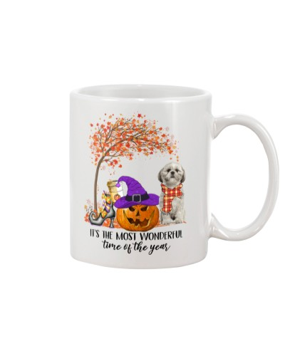 Shih tzu wonderful time mug
