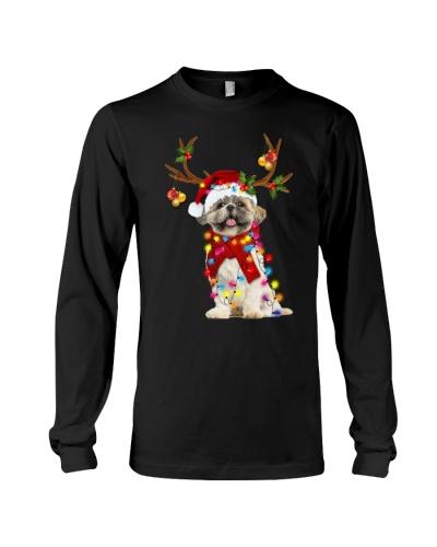 Shih tzu  reindeer big sale