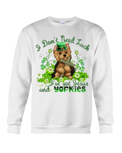 Ln 2 yorkshire terrier i dont need luck