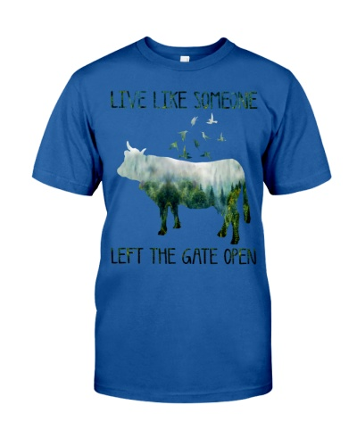 Cow Live Like Someone