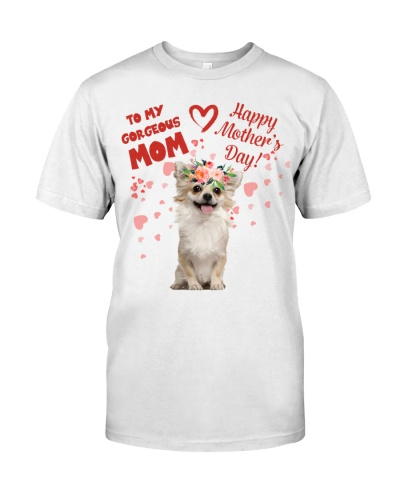 fn chihuahua to my gorgeous mom