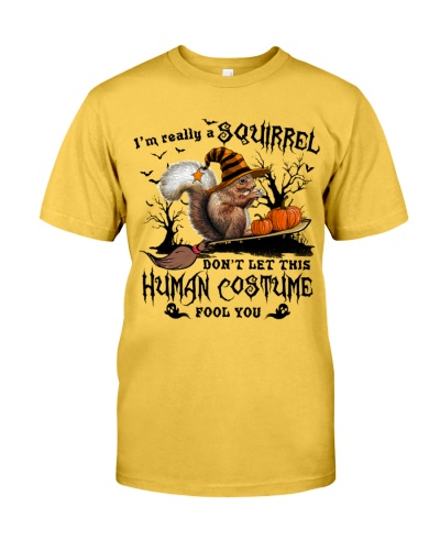 Squirrel Human Costume