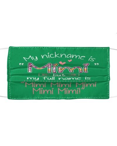 sn my nickname is mimi