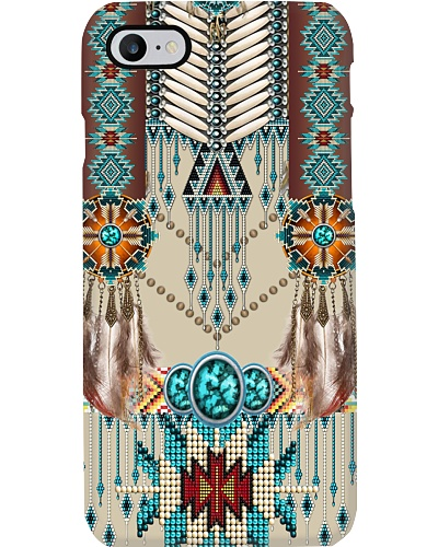 SHN 10 Native American pattern phone case