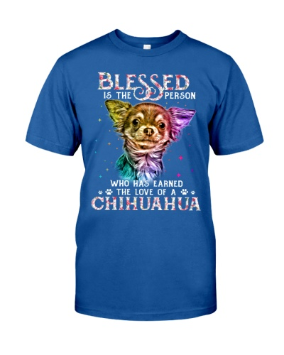 Chihuahua blessed