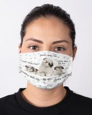 Shih Tzu Ball Of Fur Cloth face mask aos-face-mask-lifestyle-01