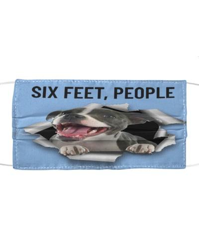 Th 2 pitbull six feet people