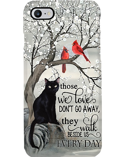 Fn 2 black cat  every day phone case