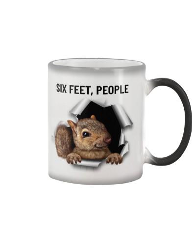 Th 3 squirrel six feet people