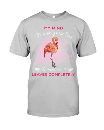 Flamingo my mind leaves completely