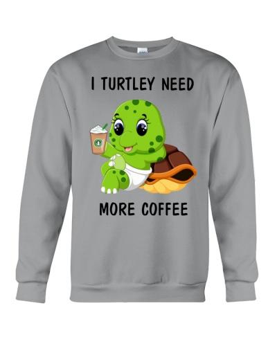 SHN Turtley need more coffee Turtle mug