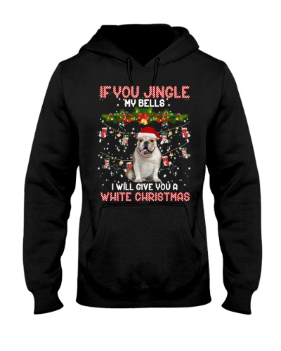 Bulldog will give you a white christmas