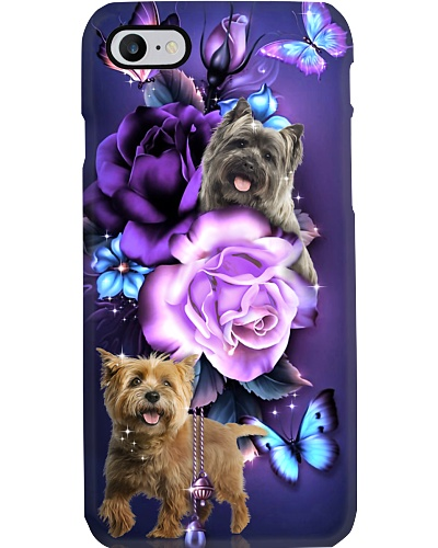 Cairn terrier magical phone case