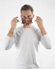TH 32 Vizsla In USA Pattern Cloth face mask aos-face-mask-lifestyle-08