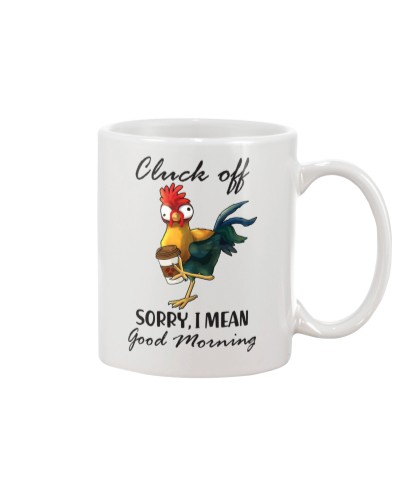 Qhn Chuck Off Chicken Mug