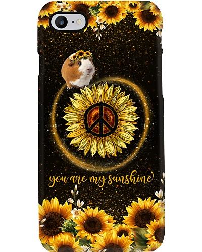 SHN 5 You are my sunshine sunflower Guinea Pig