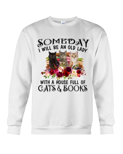 Cat someday will be old lady