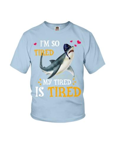 Shark So Tired