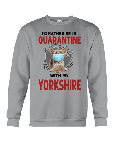 ln yorkshire terrier i would rather be