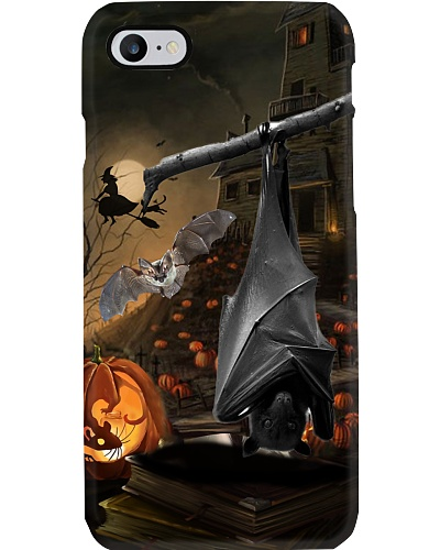 Bat halloween phone case