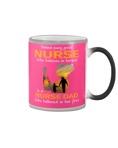 Nurse behind every great