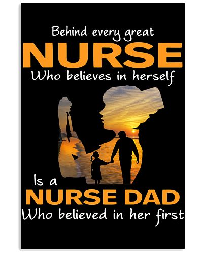 Nurse behind every great