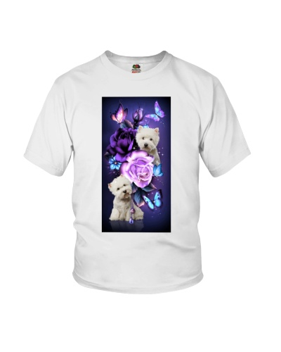 West highland white terrier magical case