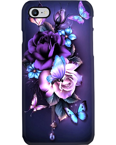 Butterfly magical phone case