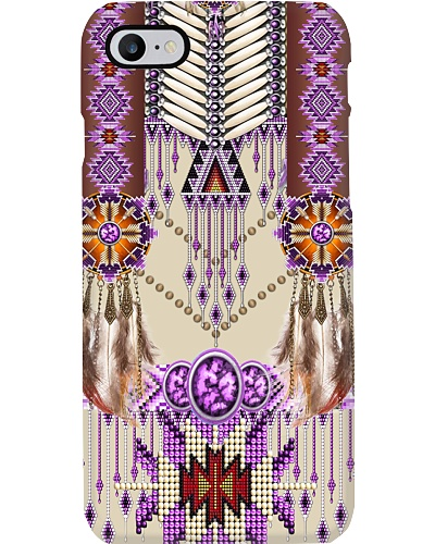 SHN 10 Native American pattern purple version