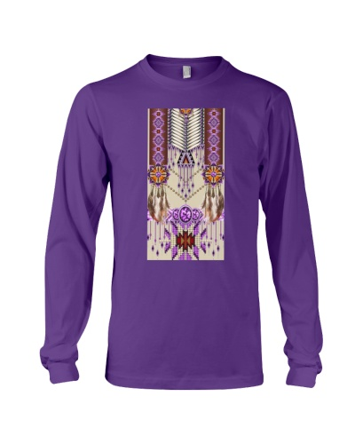 SHN 10 Native American pattern purple version